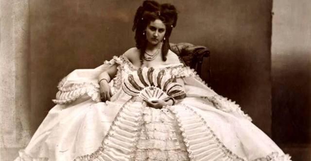 Вирджиния ди Кастильоне и Наполеон III