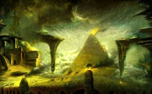 Фото: цивилизация подземного мира, интересные факты