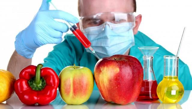 Генная инженерия ГМО