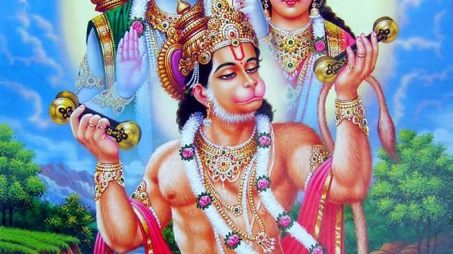 Ванары: Люди-обезьяны в индийской мифологии