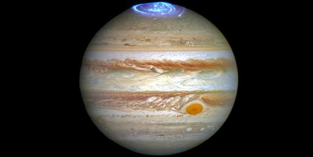 Юпитер — загадки газового гиганта