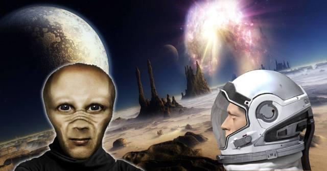 Проект Serpo — межзвёздная делегация
