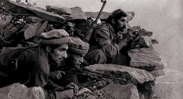 Бой у кишлака Коньяк 4-й мотострелковой роты