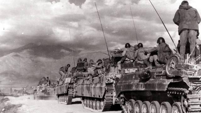 За что сражались советские солдаты в Афганистане?