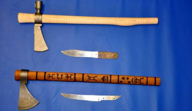 Томогавк — грозное оружие индейцев