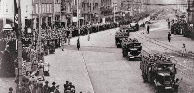 Вторжение Германии в Нидерланды