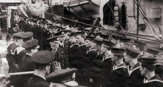 Георгий Свирский: Русский отец польского флота