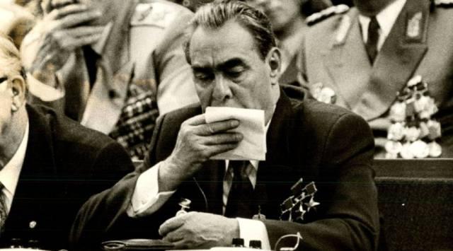 Леонид Брежнев — чем генсек болел в последние годы жизни?