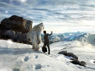 Фото: снежный человек — интересные факты