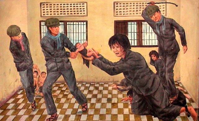 Тюрьма красных кхмеров Туольсленг