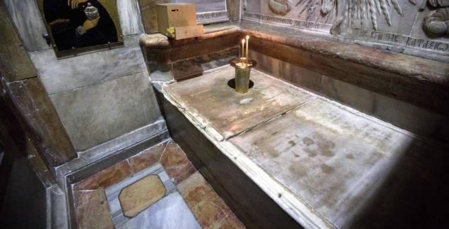 Гроб господень в Иерусалиме