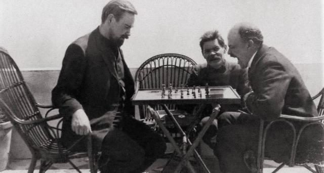 Хобби руководителей СССР