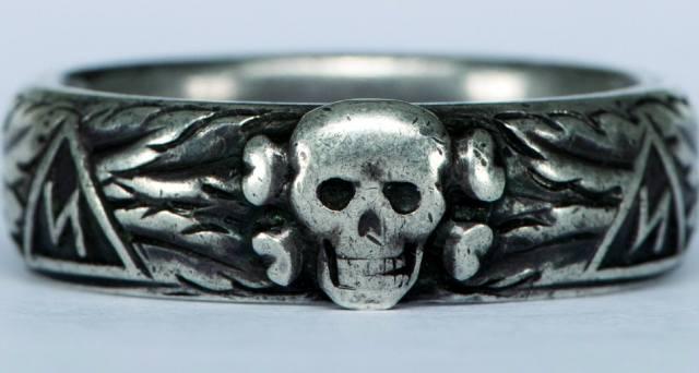 Кольцо Мёртвая голова — значение и тайны