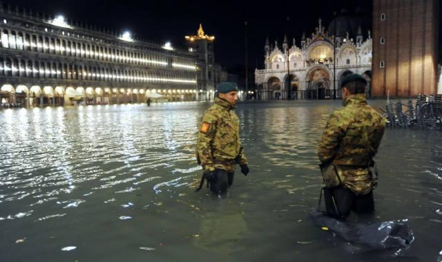 Когда уйдет под воду Венеция?