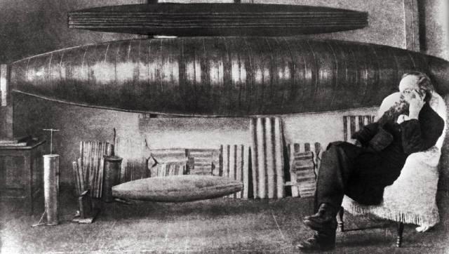 Константин Циолковский — интересные факты