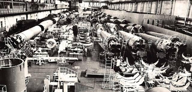 Завод Прогресс в Куйбышеве: Создание баллистических ракет