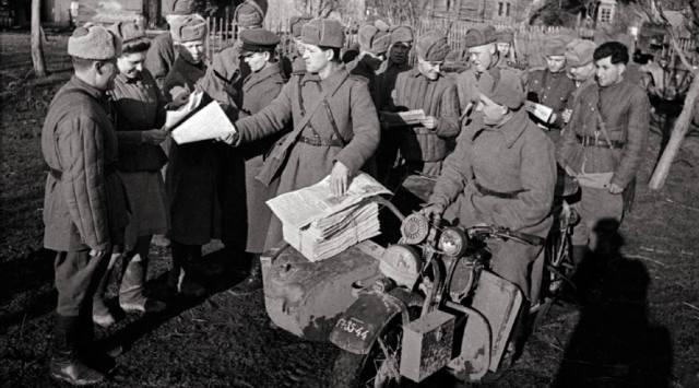Пропаганда во время Великой отечественной войны