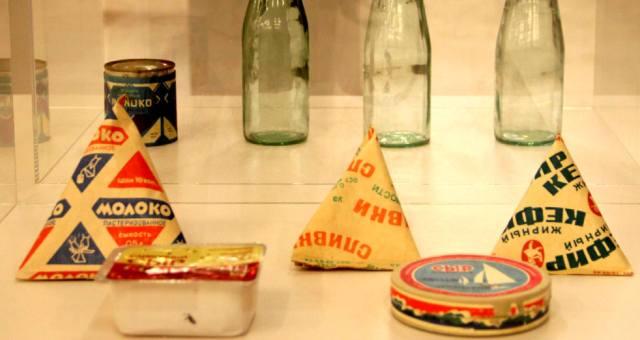Упаковка — история возникновения и развития
