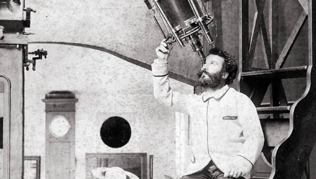 Камиль Николя Фламмарион: Популярная астрономия