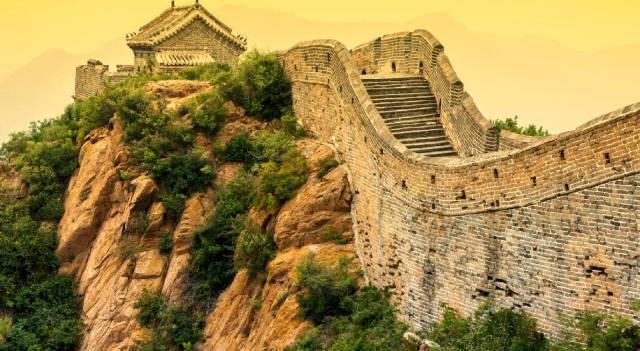 Великая Китайская стена — кто её построил?