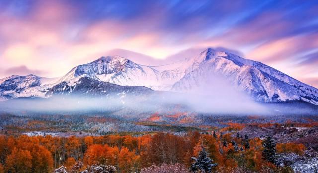 Горы — чертоги богов