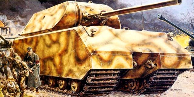 Сверхтяжёлый танк Маус