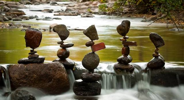 Майкл Грэб и его камни