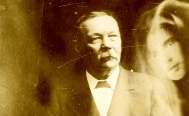 Артур Конан Дойл: История спиритизма
