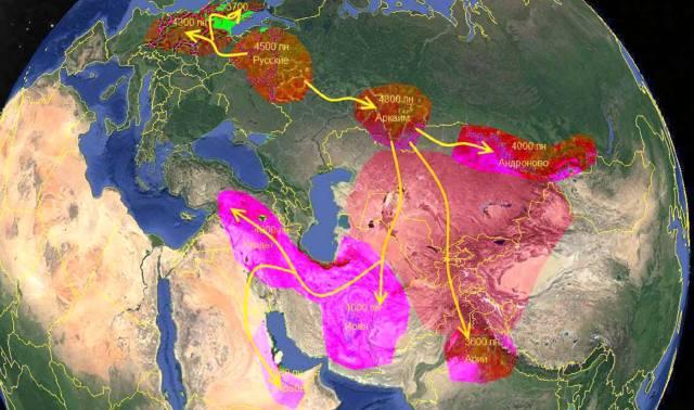 ДНК-генеалогия славян — происхождение и история