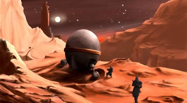 Когда состоится полёт на Марс