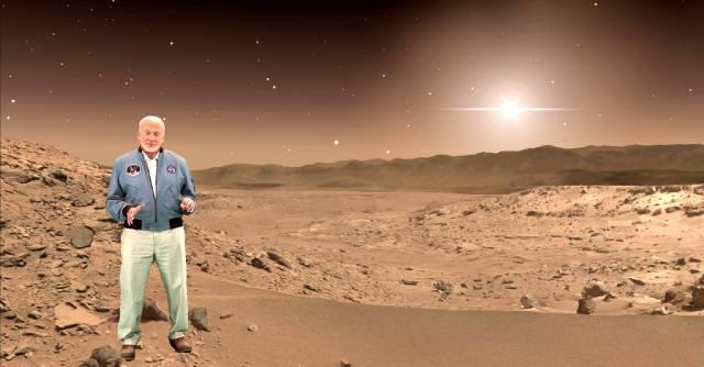 Отчёт Брукингса — что скрывает NASA о Марсе