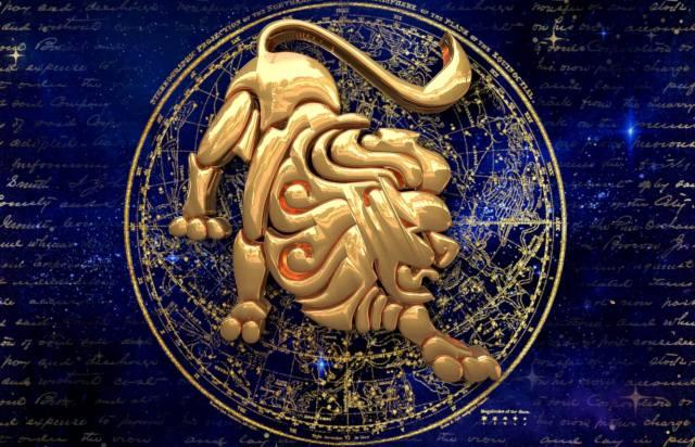 Лев — астропрогноз на январь