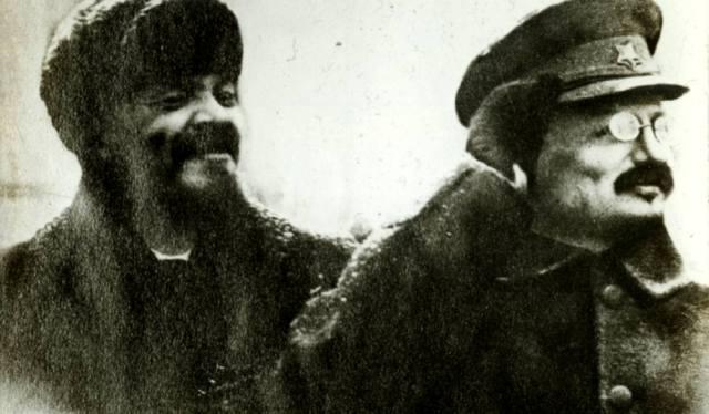 Фото: почему Троцкий не стал главой СССР после Ленина?