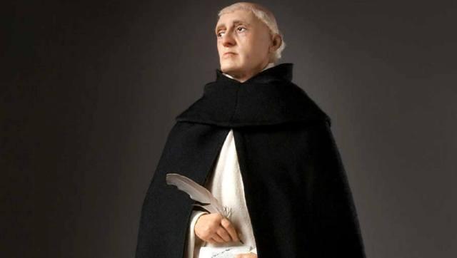 Фото: великий инквизитор Томас де Торквемада