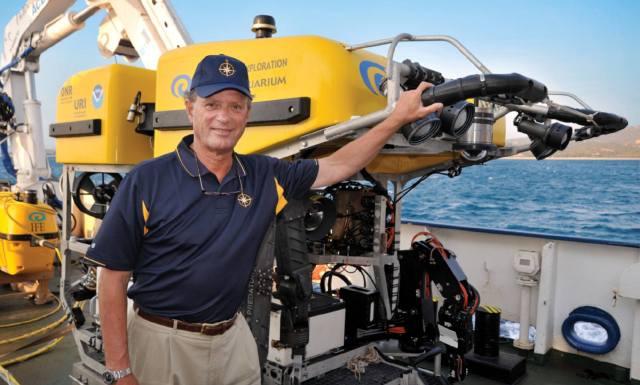 Роберт Баллард: Учёный, нашедший «Титаник» и «Бисмарк»