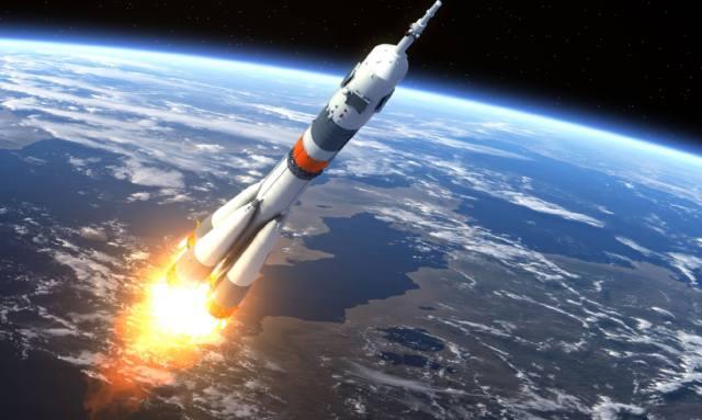 Фото: на чём летают ракеты?