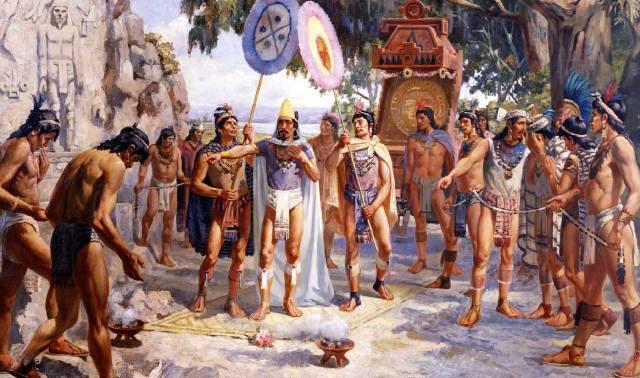 Цивилизация ацтеков — история и культура