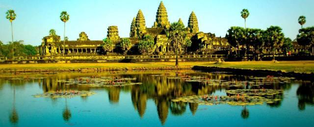 Ангкор-Ват: Кто построил храмовый комплекс в джунглях?