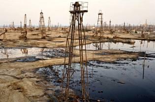 Фото: радиоактивная нефть на Волге, интересные факты