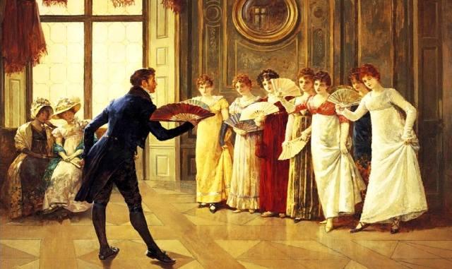 Дворянское воспитание в России в 19 веке