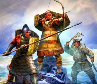 Фото: чукотские воины — интересные факты