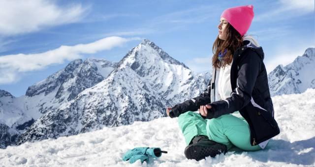 Древние медитации для восстановления сил зимой