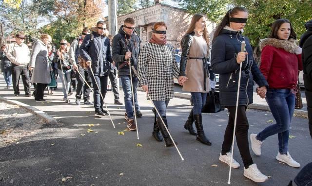 Слепые — как живут незрячие люди?