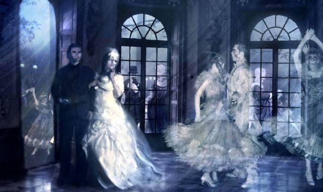 Дворцовые призраки