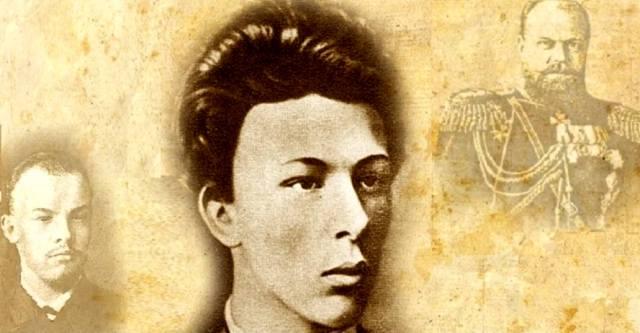 Александр Ульянов: Покушение на царя