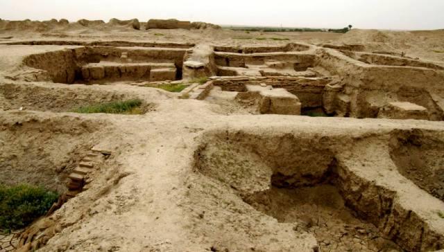 Древнее город-государство Мари: Забытая страна