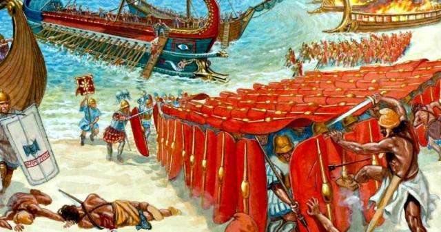 Гней Помпей — борьба с пиратами