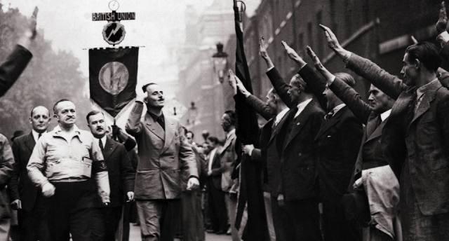 Англия — родина идей нацизма