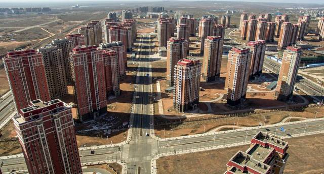 Пустые города Китая — правда или вымысел?