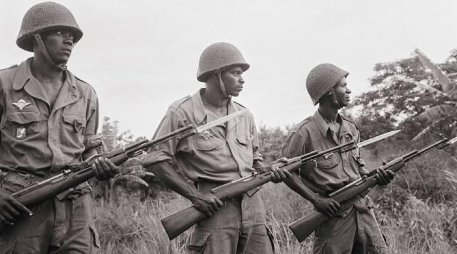 Конго — политический кризис, хроника мятежа